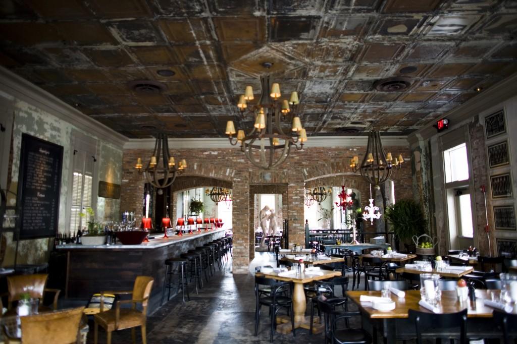 PARISH Restaurant interior 13