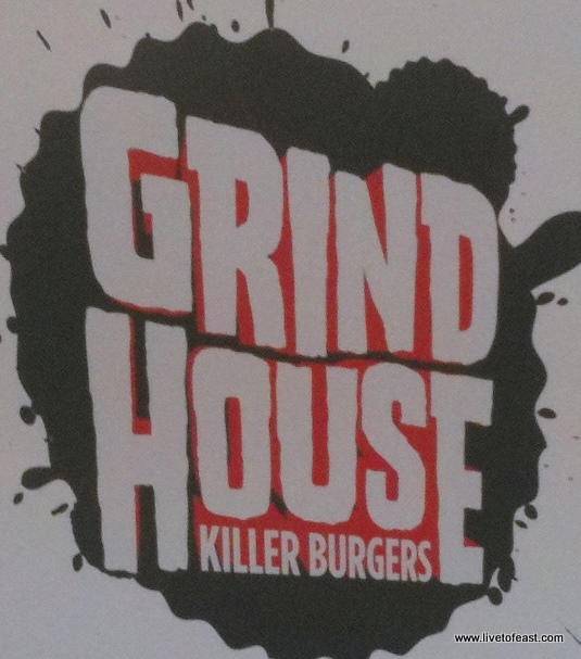Gindhouse Killer Burgers logo