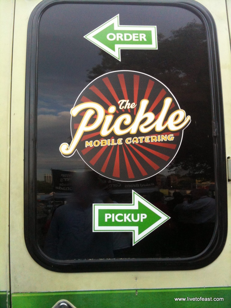 The pickle mobile catering