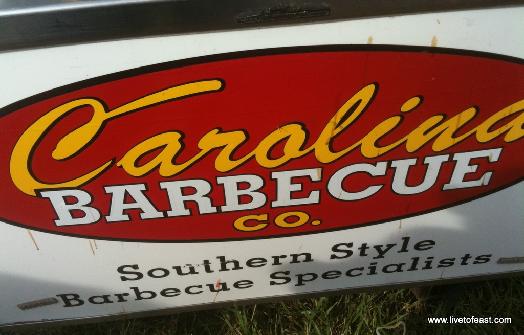Carolina Barbecue Co. at Bonnaroo