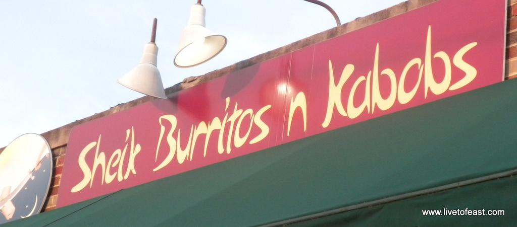 Sheik Burritos n Kabobs